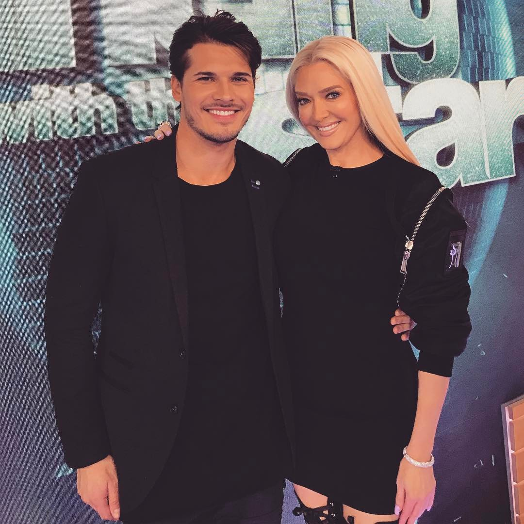 Gleb Savchenko and Erika Girardi