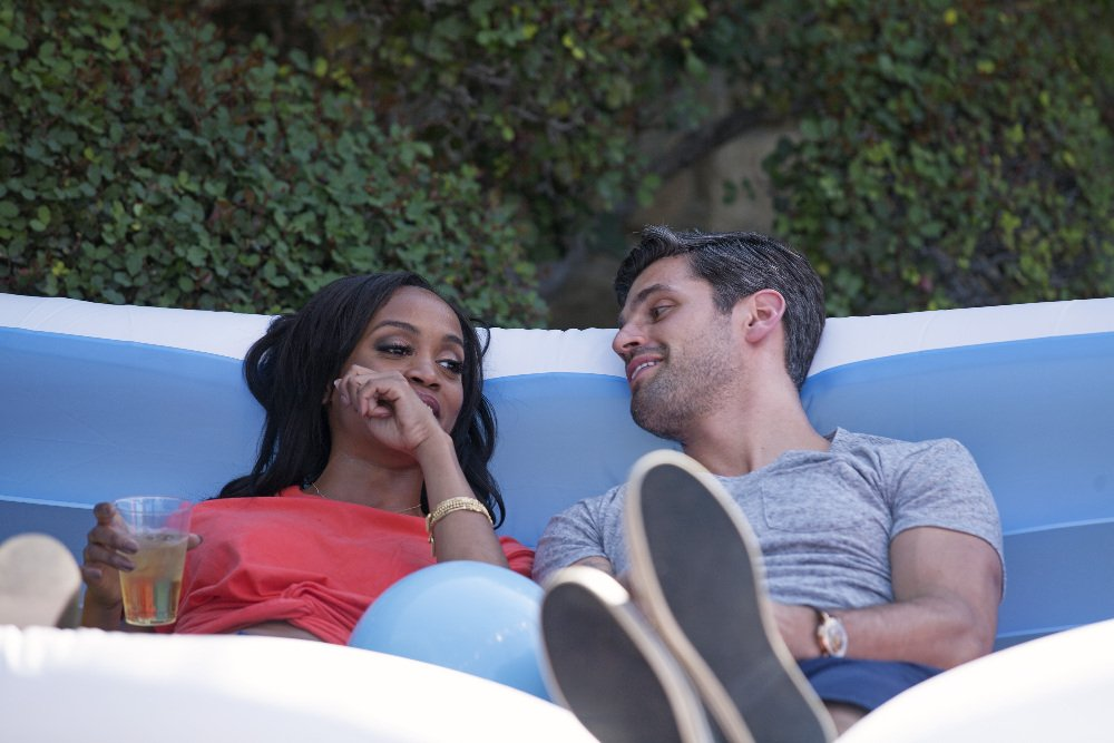 Peter Kraus and Rachel Lindsay