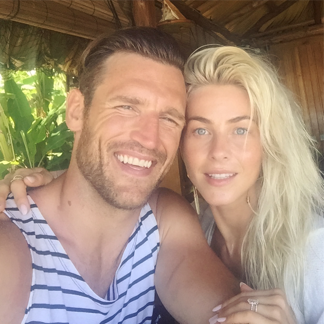 Julianne Hough and Brooks Laich