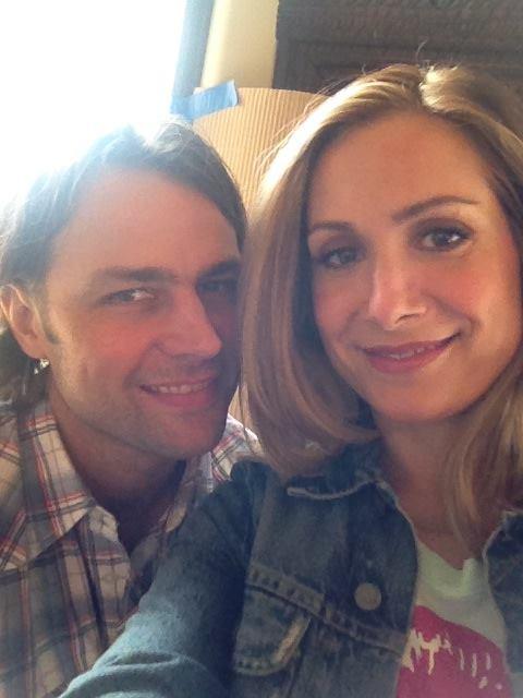 Jen Schefft and Joe Waterman