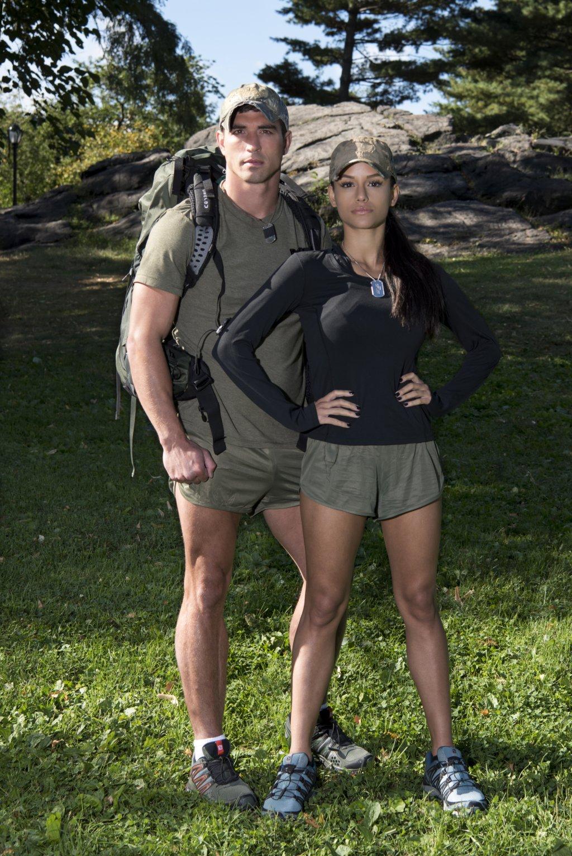 Cody Nickson and Jessica Graf