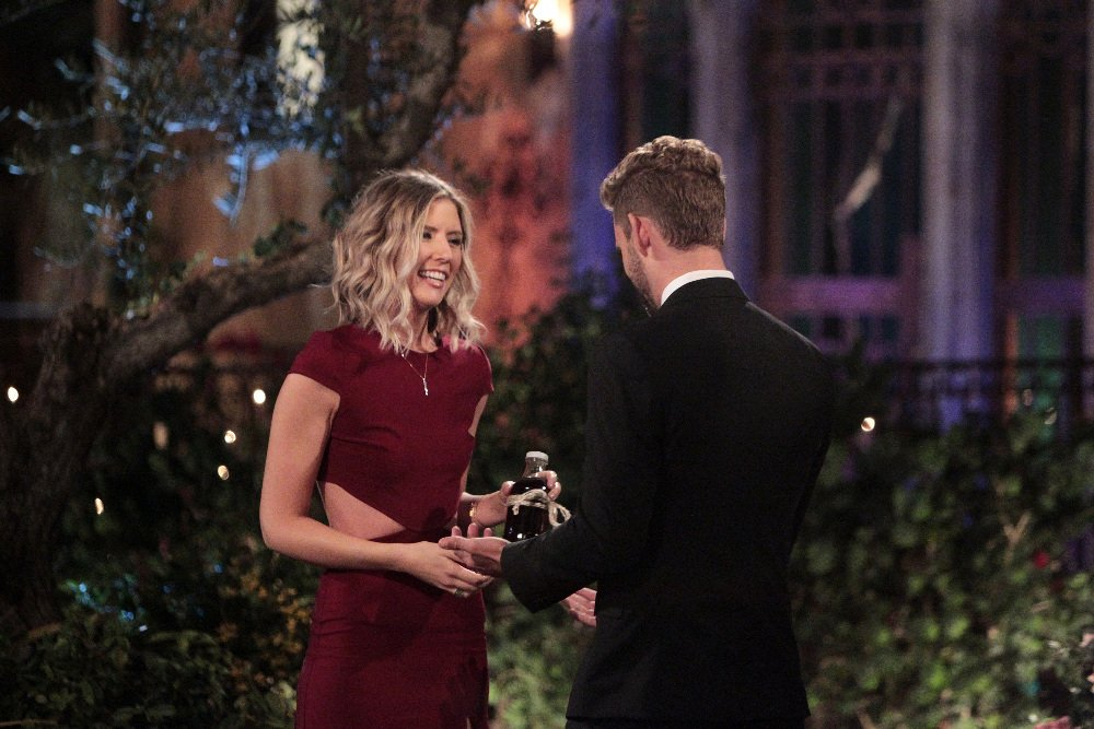 Danielle Maltby and Nick Viall