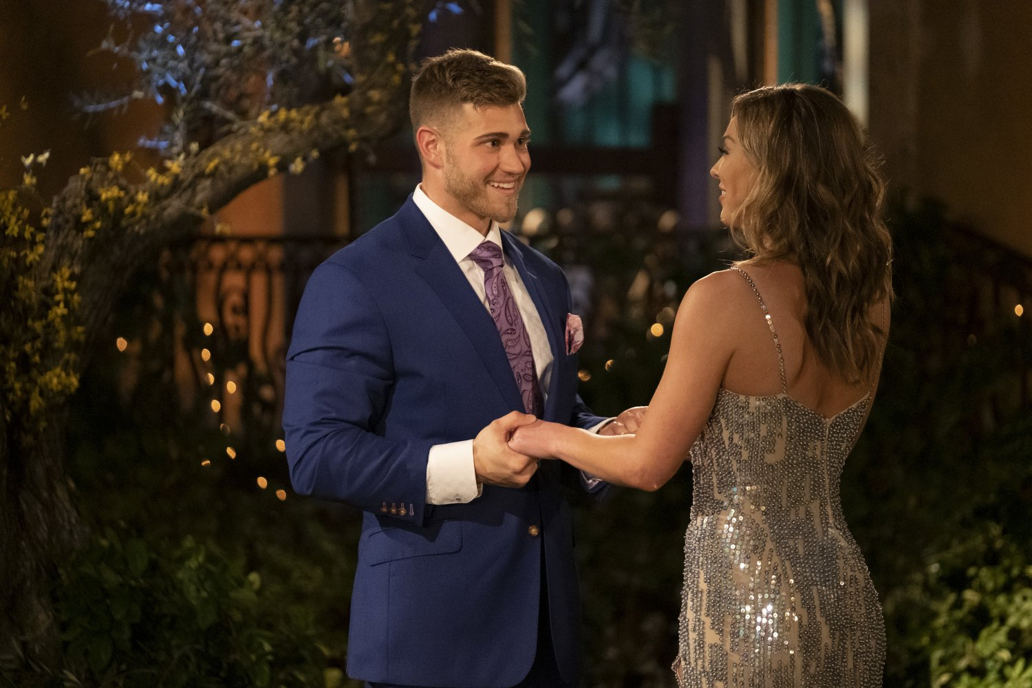 Luke Parker 5 Things To Know About The Bachelorette