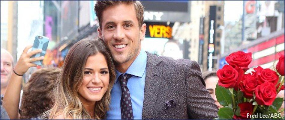 Jojo Fletcher And Jordan Rodgers Celebrate Engagement With