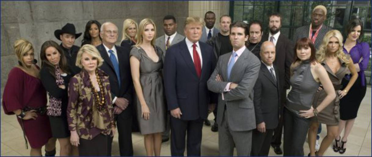 Celebrity Apprentice 2015 | US Message Board - Political ...