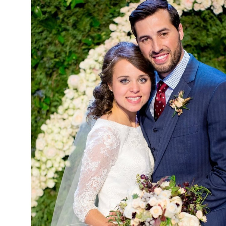 Jill duggar getting married