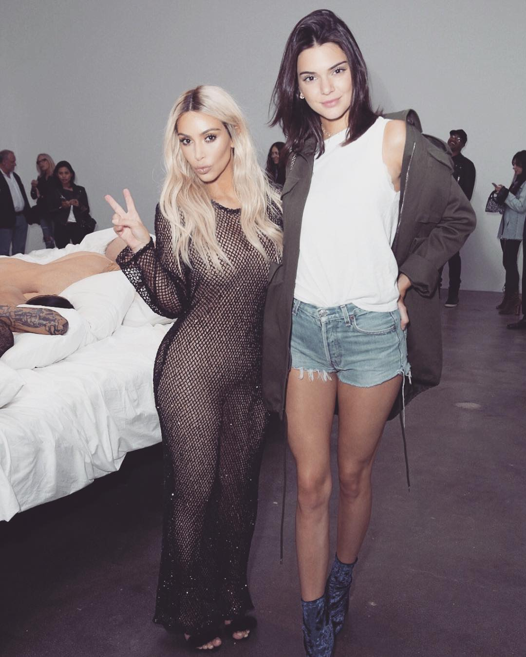 Kim Kardashian And Kendall Jenner To Appear In Ocean S 8