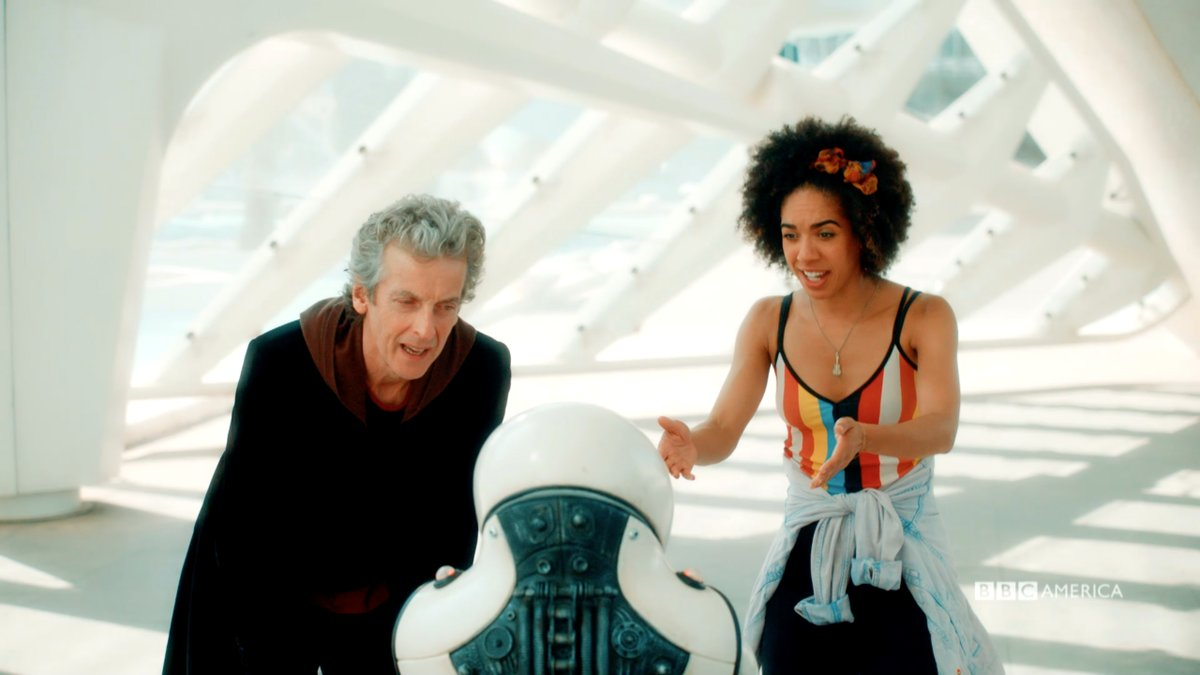 BBC America releases new 'Doctor Who' Season 10 trailer - Reality ...