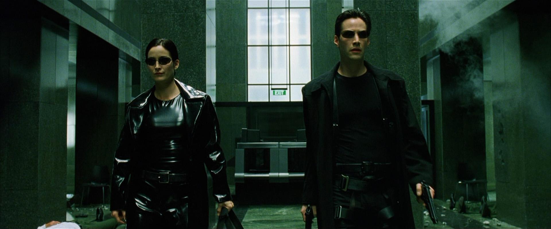 Image result for the matrix movie pics