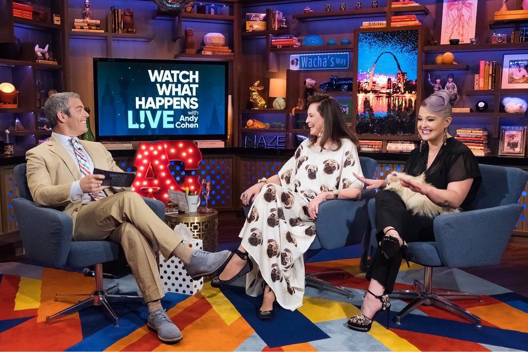 Kelly Osbourne: I helped Yolanda Hadid with Lyme disease