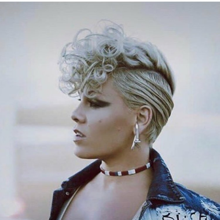 Pink releases track 'W...P!nk 2017 Photoshoot