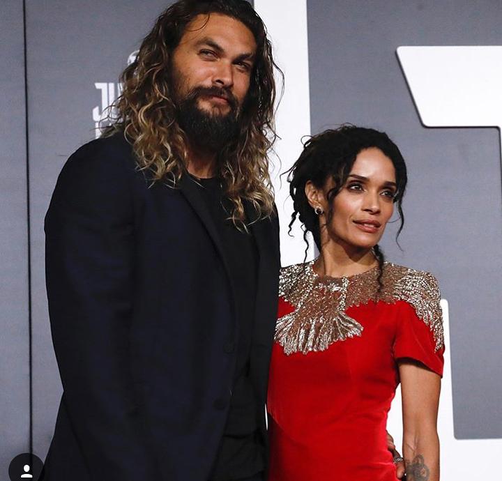 Lisa Bonet And Jason Momoa At The Mad Max Premiere: Jason Momoa And Lisa Bonet Attend 'Justice League' Movie