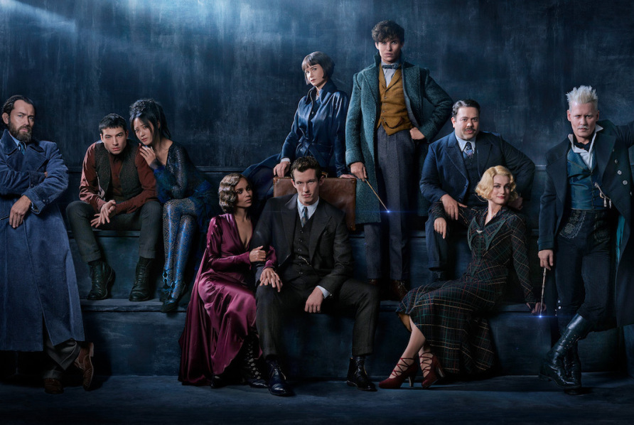FANTASTIC BEASTS Sequel Title and Cast Photo Released