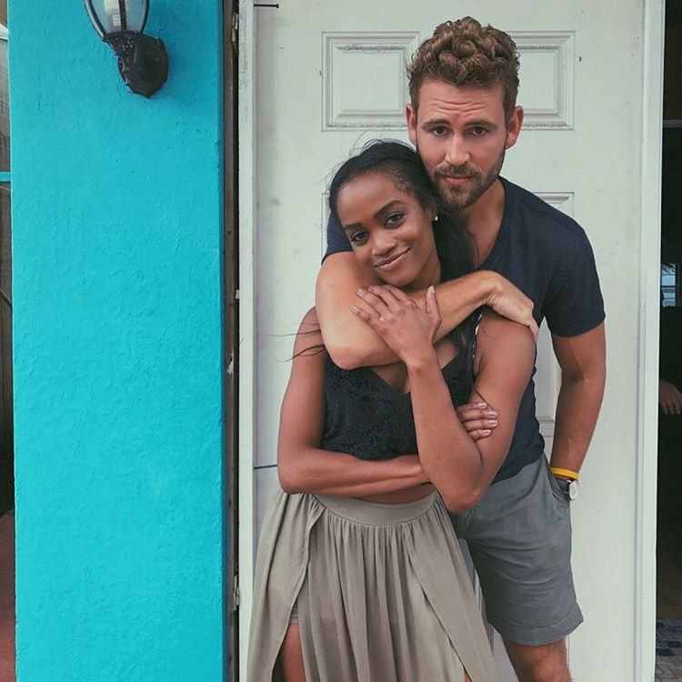 Nick Viall reacts to Rachel Lindsay being named 'The Bachelorette ... Heartbreak Images For Facebook