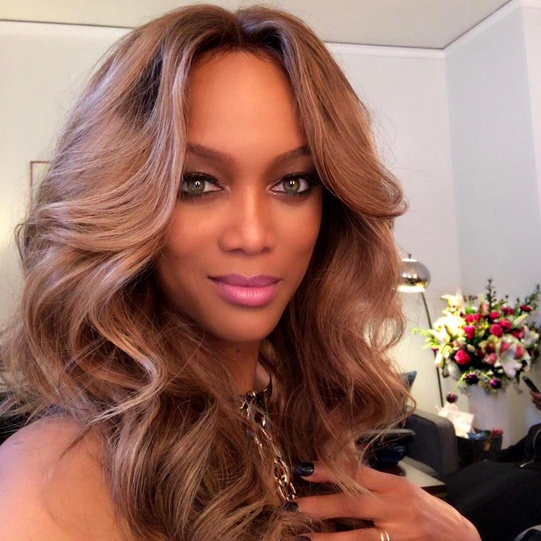 Tyra Banks Returning To America S Next Top Model As Host
