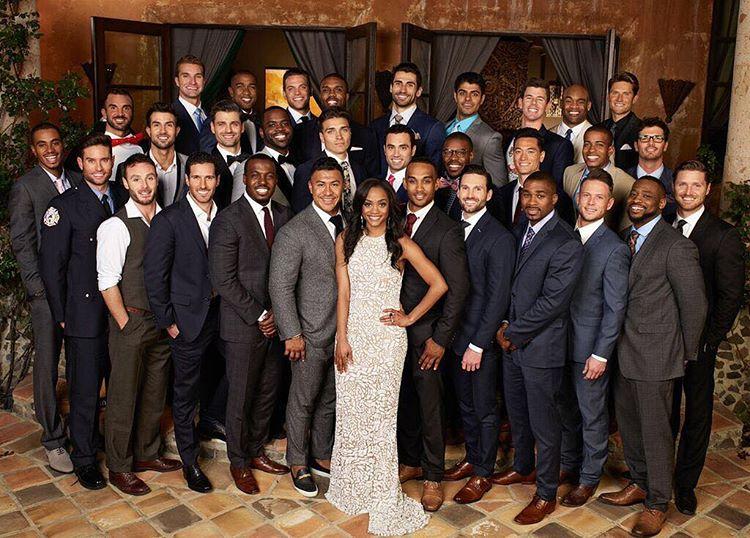 The Bachelorette Spoilers Rachel Lindsays Final 4 Bachelors And
