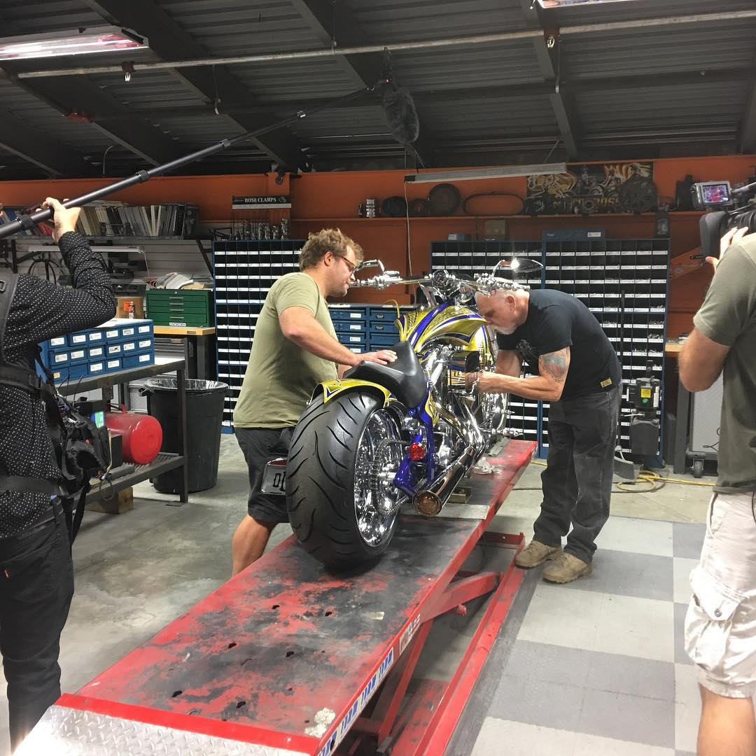 'American Chopper' 2018 revival announced by Discovery ...