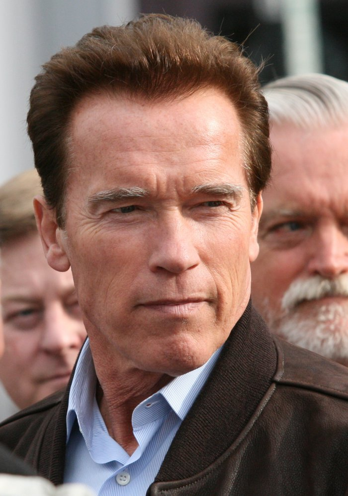 Arnold Schwarzenegger says Donald Trump not involved in new 'Celebrity ...