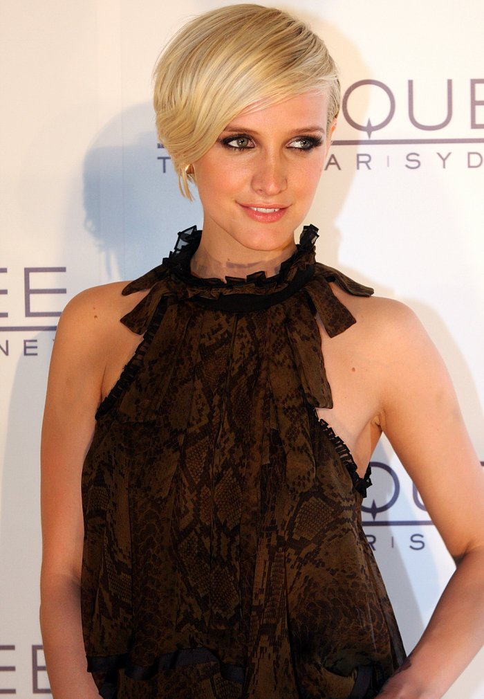 The Ashlee Simpson Show' star selling her new Los Angeles home ... Ashlee Simpson