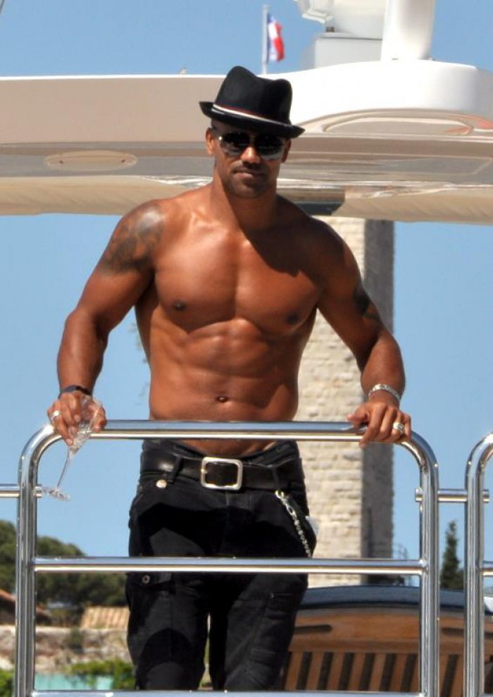 Shemar Moore To Star In Cbs New S W A T Drama