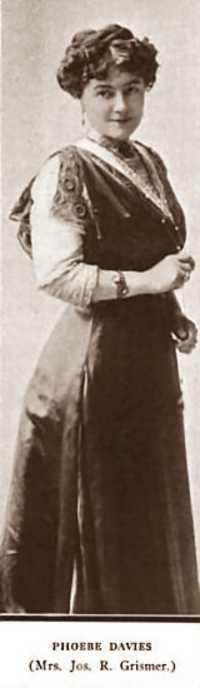 Phoebe Davies
