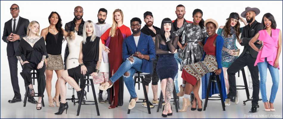 Project Runway All Stars Season 6 Cast Of Quot Rookie Quot And