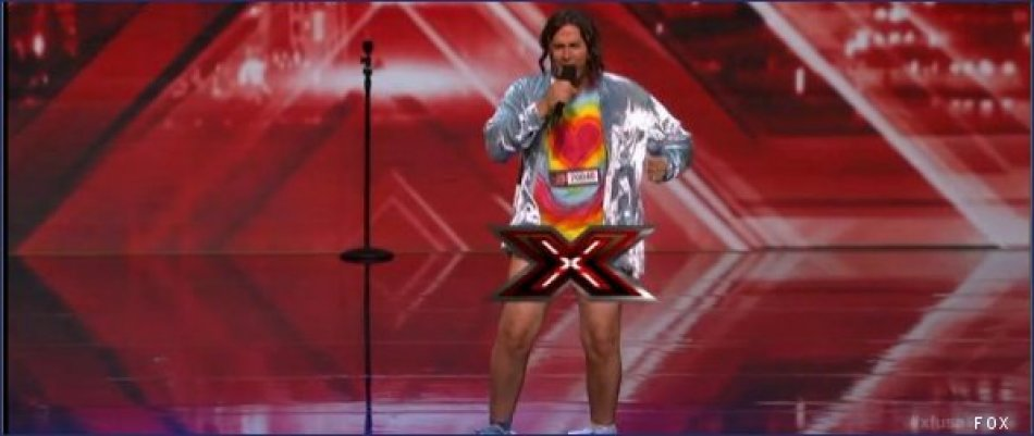 The X Factor Pant Dropping Audition Prompts Indecency