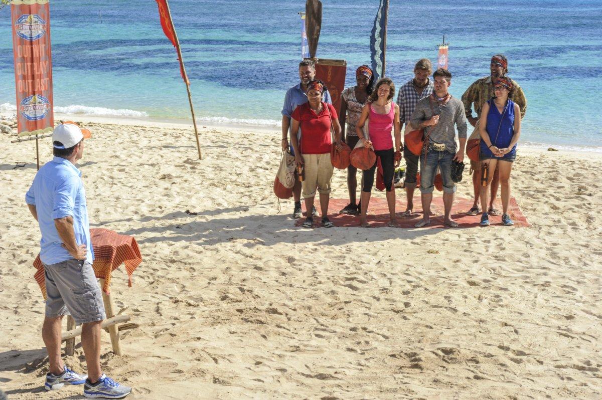Survivor: Game Changers - Episode 3, 'Survivor Jackpot'