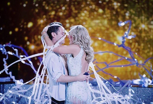 Sasha Farber and Emma Slater