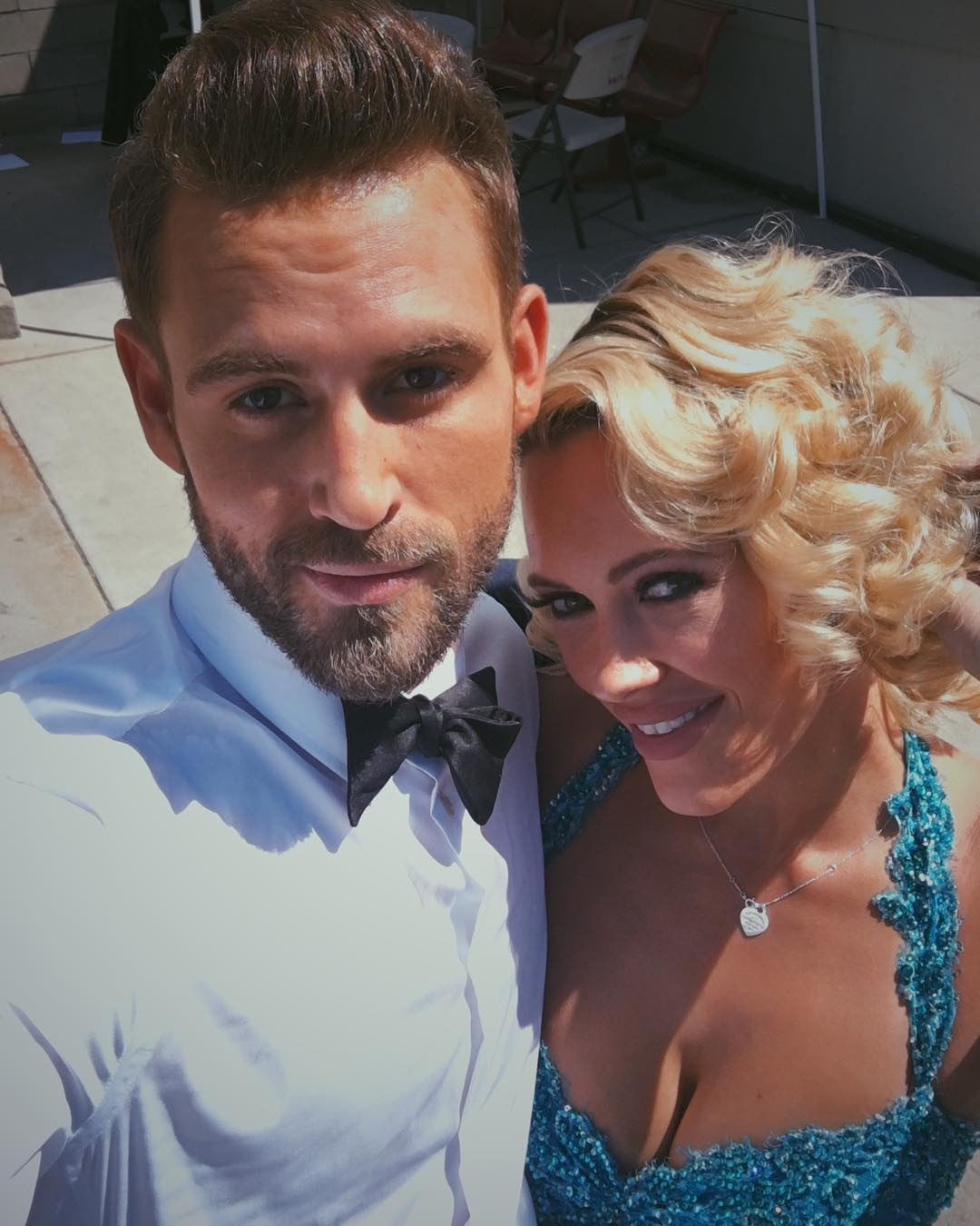 Nick Viall and Peta Murgatroyd