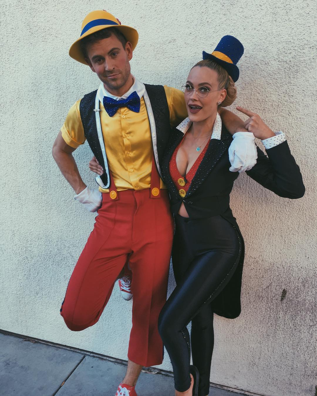 Peta Murgatroyd and Nick Viall
