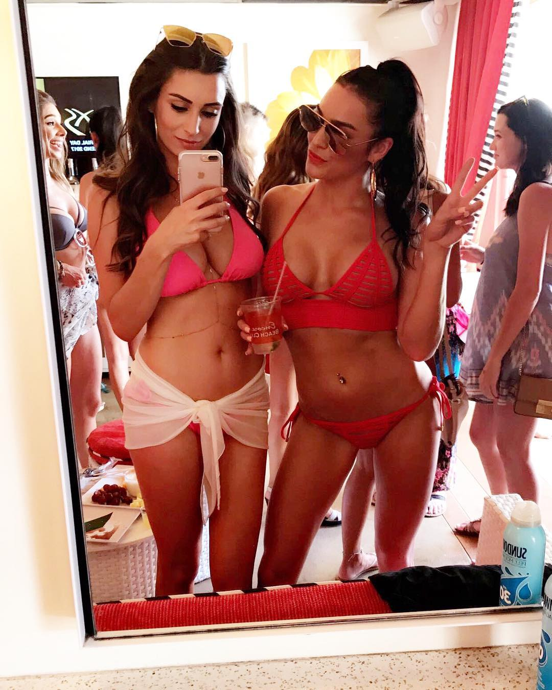 Alexis Waters and Astrid Loch