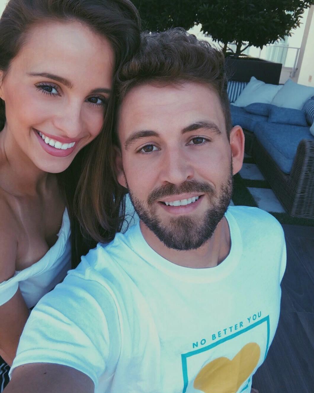 Nick Viall and Vanessa Grimaldi