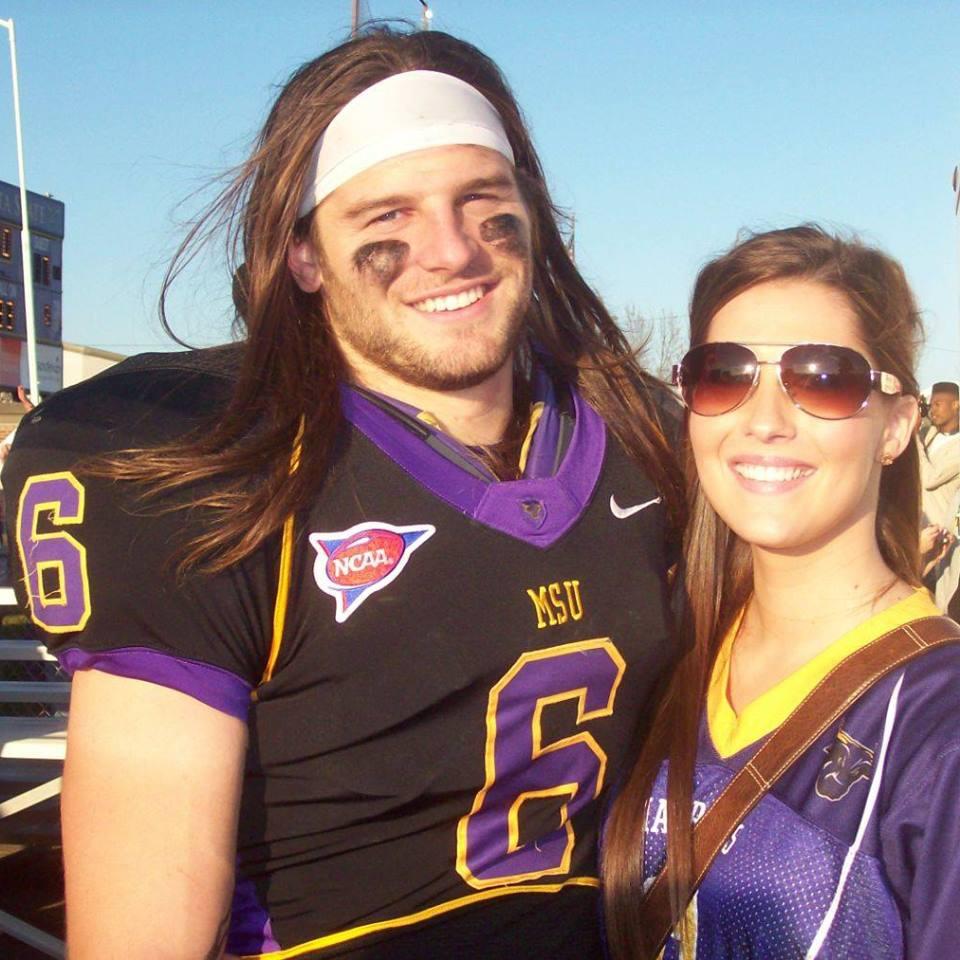Becca Kufrin and ex-boyfriend Ross Jirgl