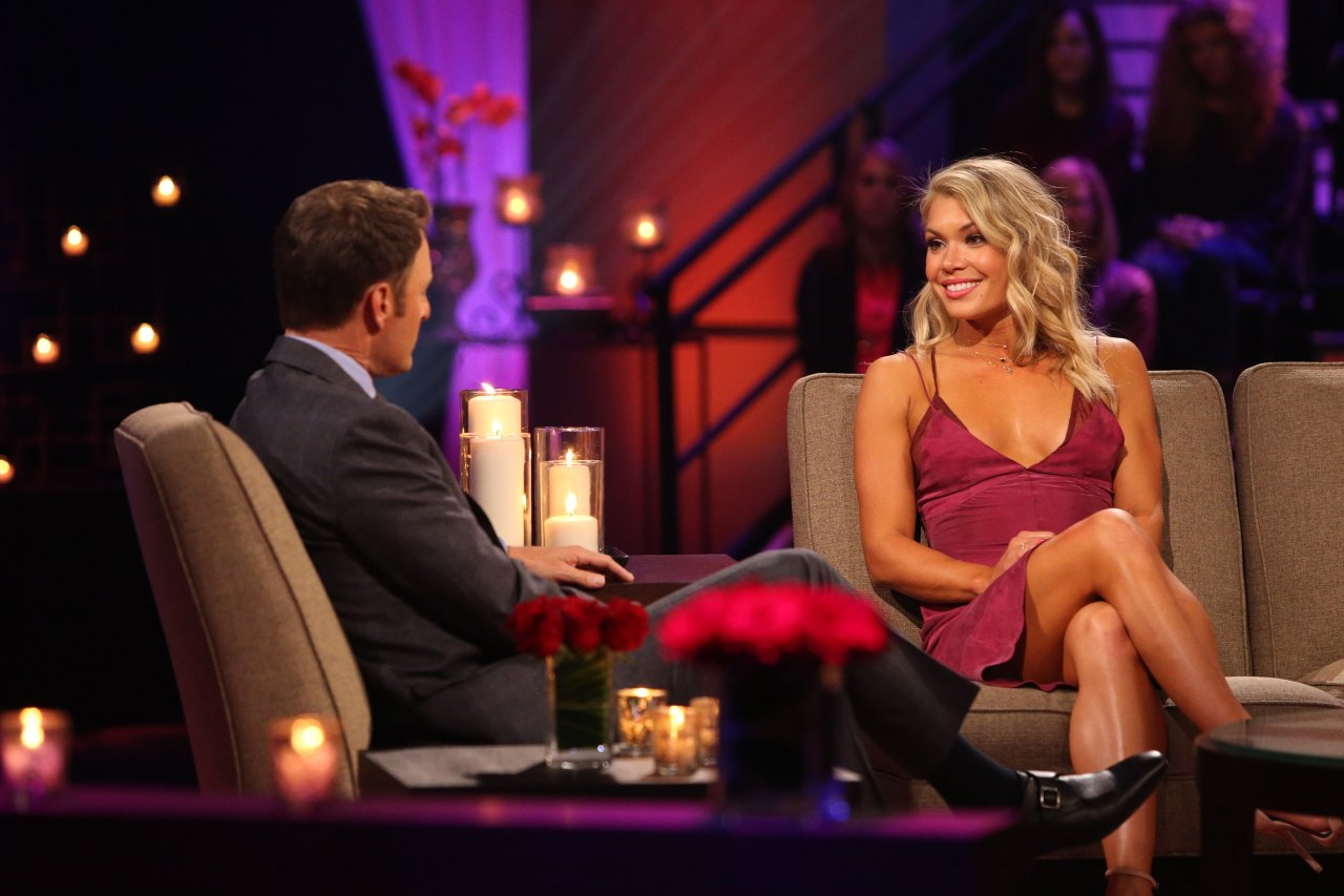 Krystal Nielson - The Bachelor: The Women Tell All