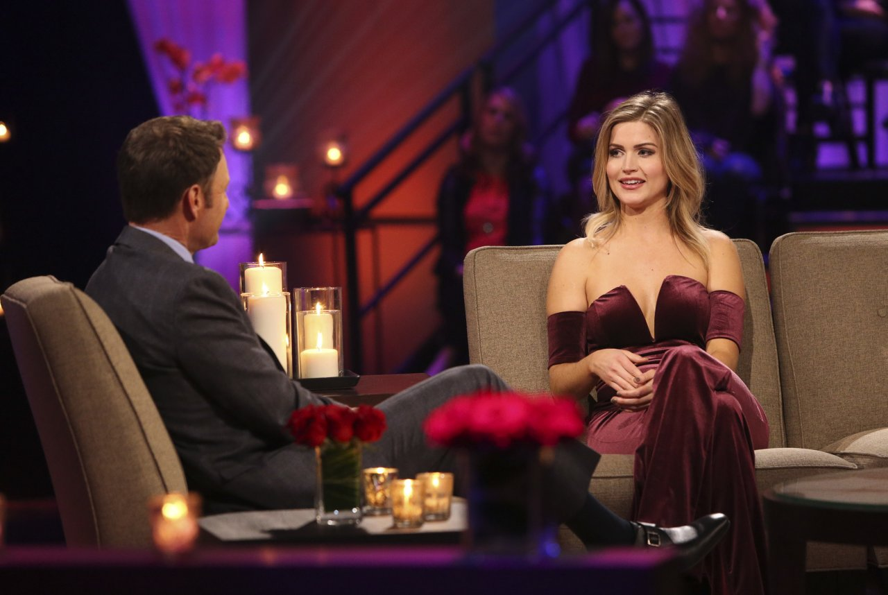 Chelsea Roy - The Bachelor: The Women Tell All