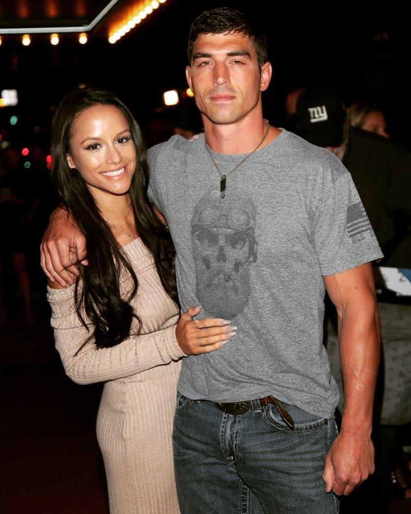 Jessica Graf and Cody Nickson - Big Brother, Season 19