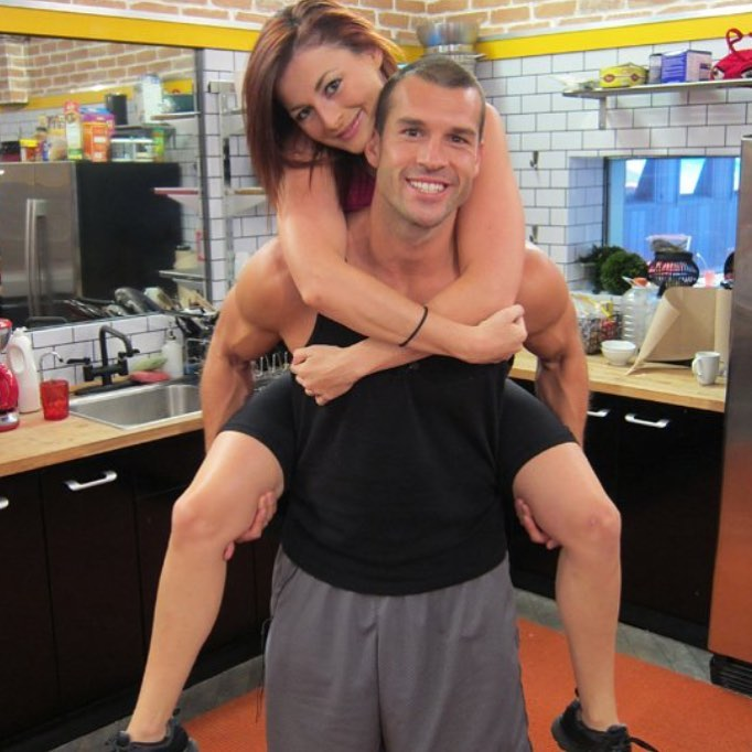 Rachel Reilly and Brendon Villegas - Big Brother, Seasons 12 and 13