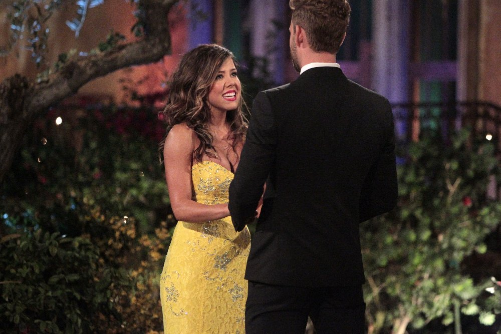 Christen Whitney and Nick Viall