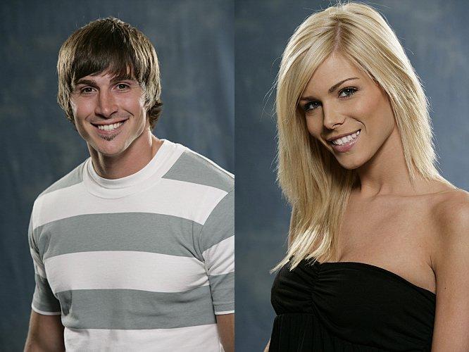 Daniele Donato and Nick Starcevic - Big Brother, Season 8
