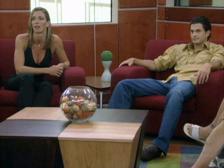 Will Kirby and Shannon Dragoo - Big Brother, Season 2