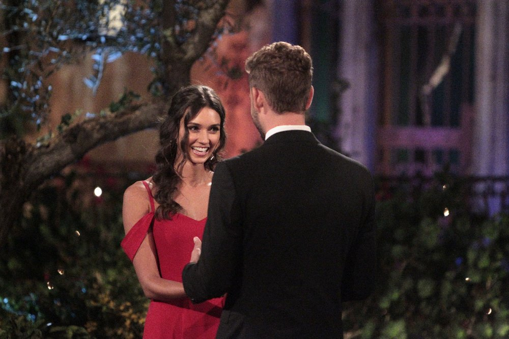 Whitney Fransway and Nick Viall