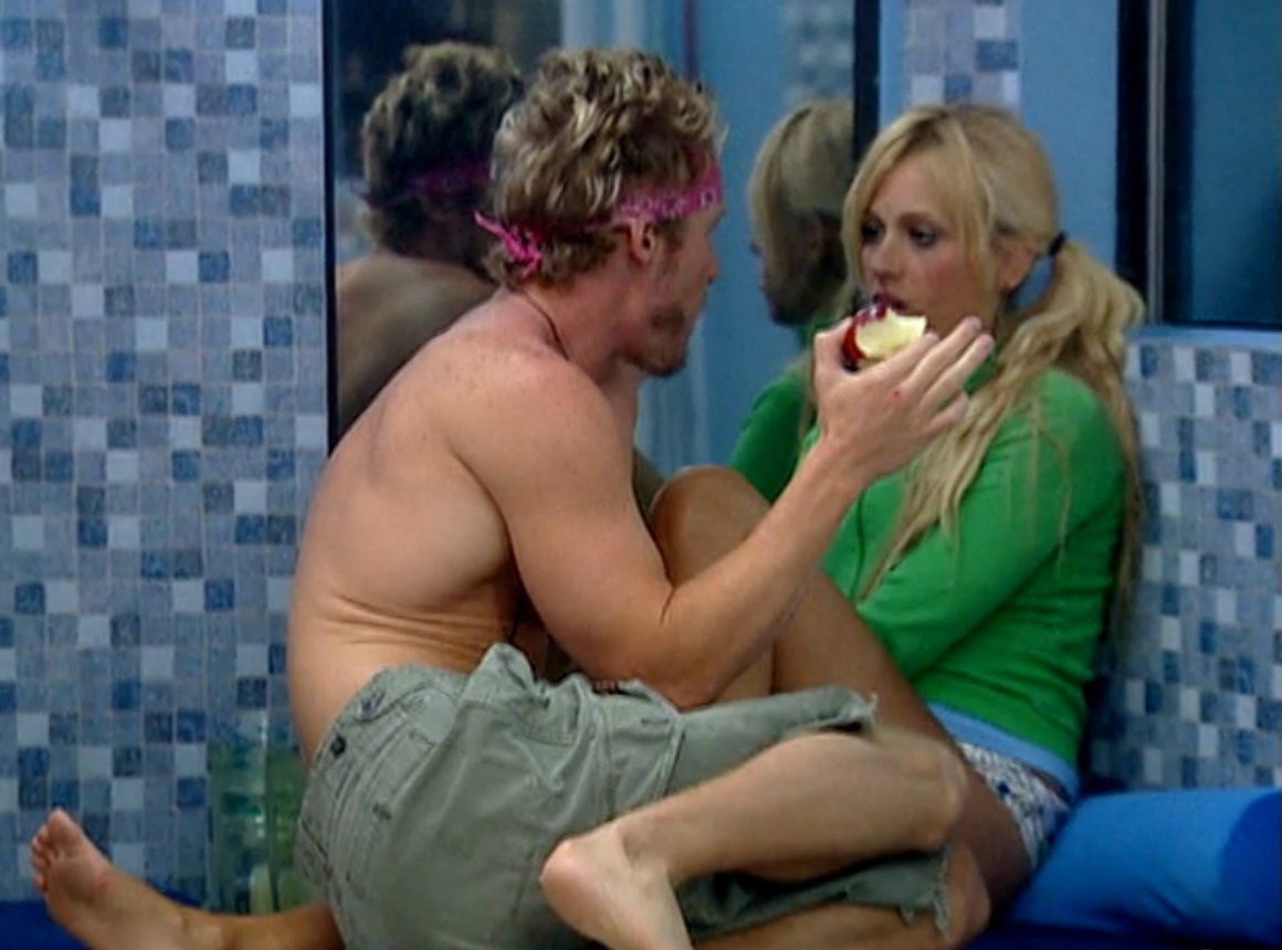 Jase Wirey and Holly King - Big Brother, Season 5