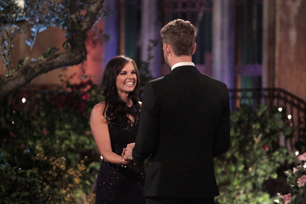 Briana Guertler and Nick Viall
