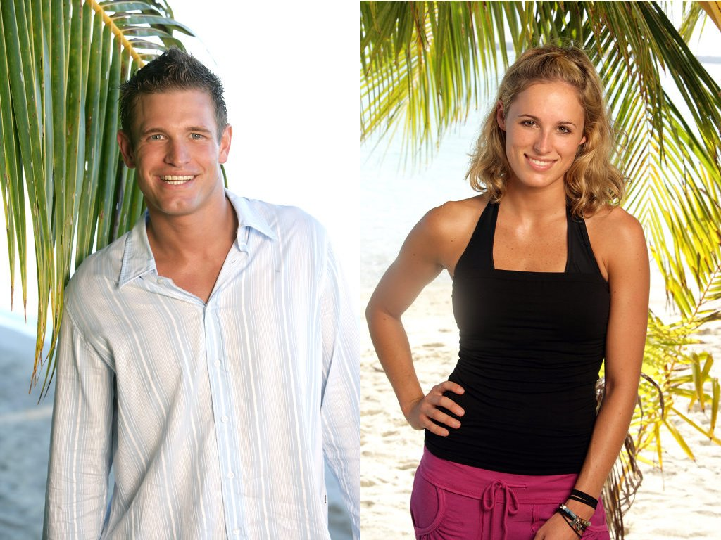 Candice Woodcock and Adam Gentry
