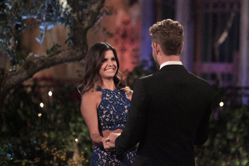 Ida Marie DeLosSantos and Nick Viall