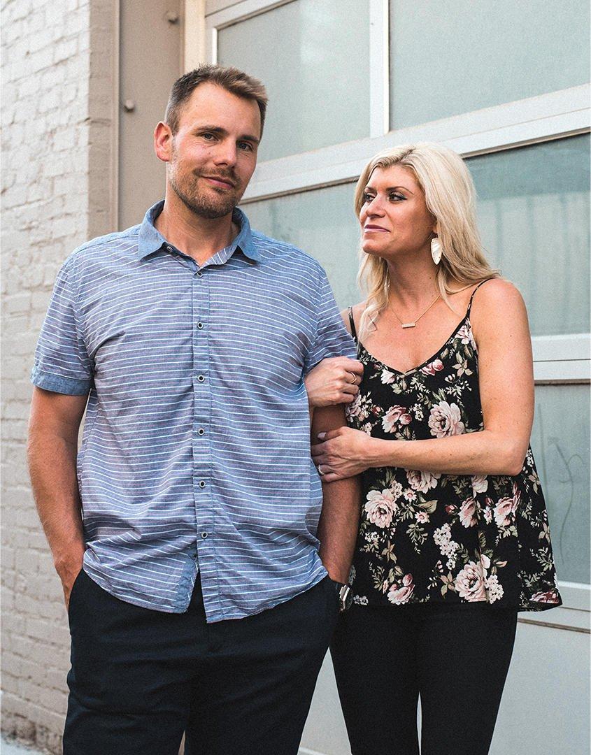 Dave Flaherty and Amber Martorana - Season 7