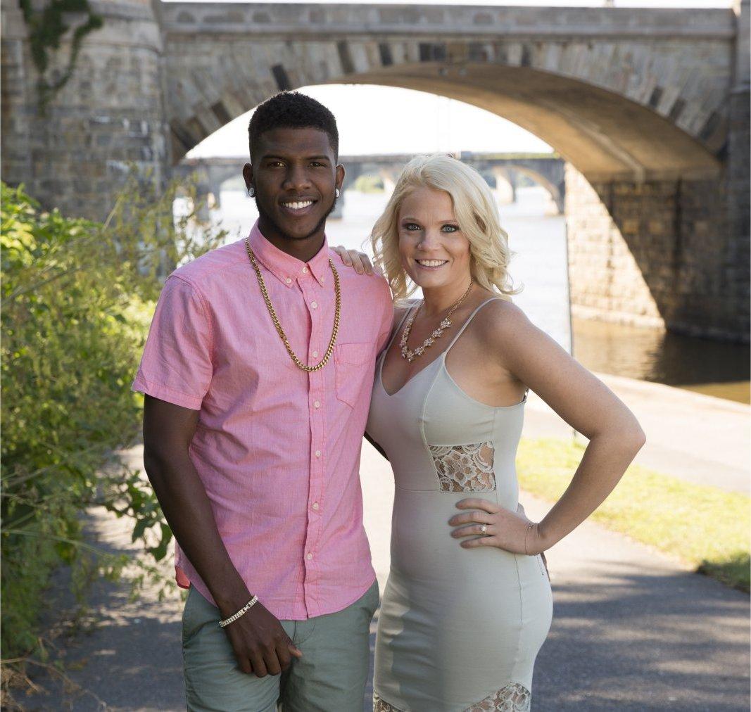 Ashley Martson and Jay Smith