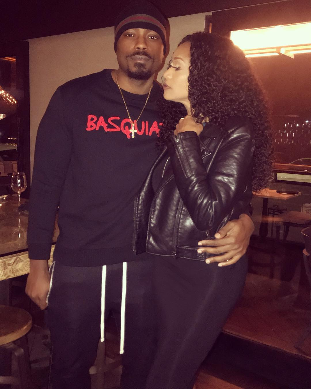 Tami Roman and Reggie Youngblood - Marriage Boot Camp
