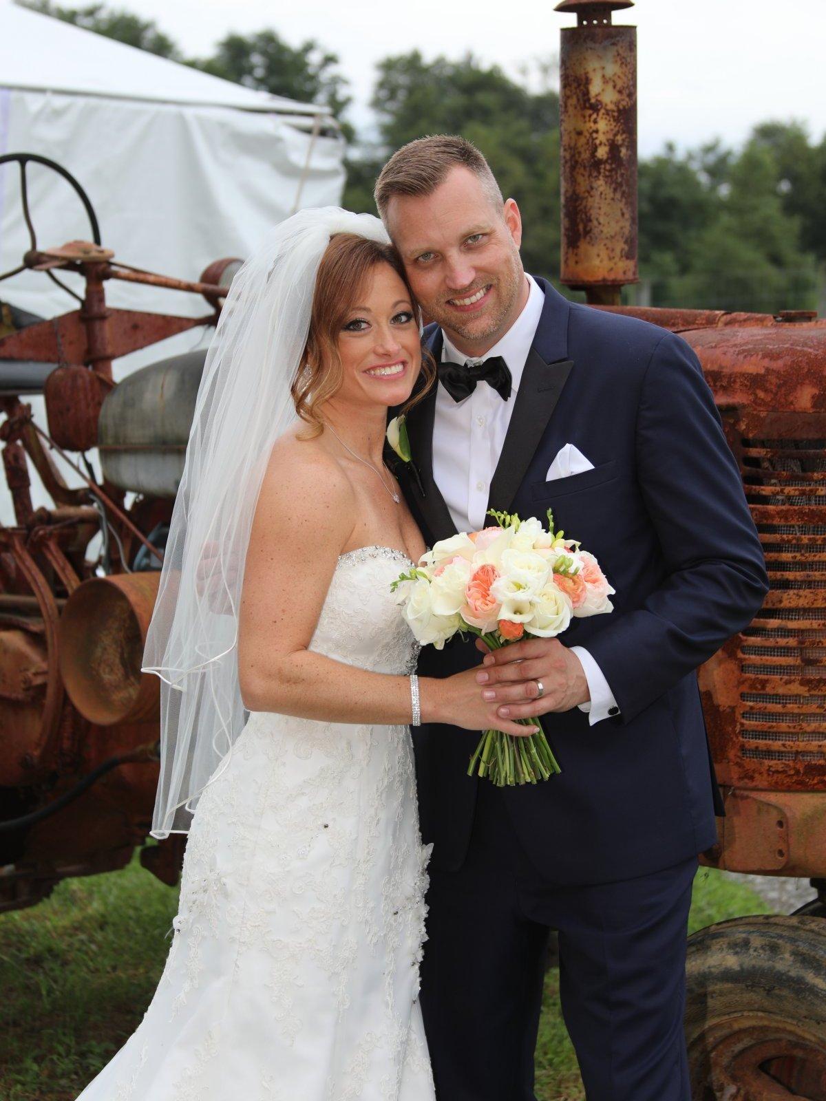 AJ Vollmoeller and Stephanie Sersen